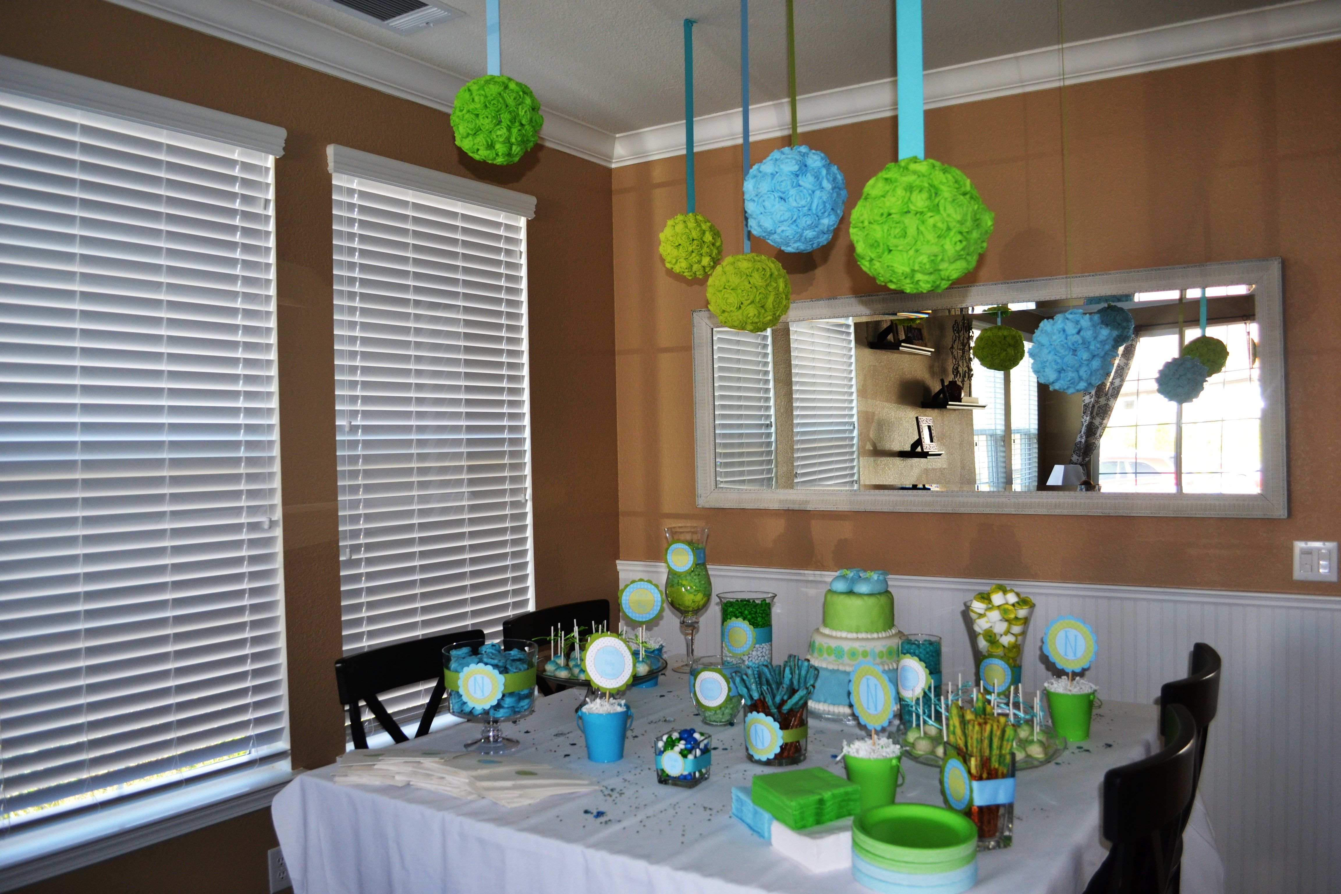 baby shower candy table party ideas pinterest