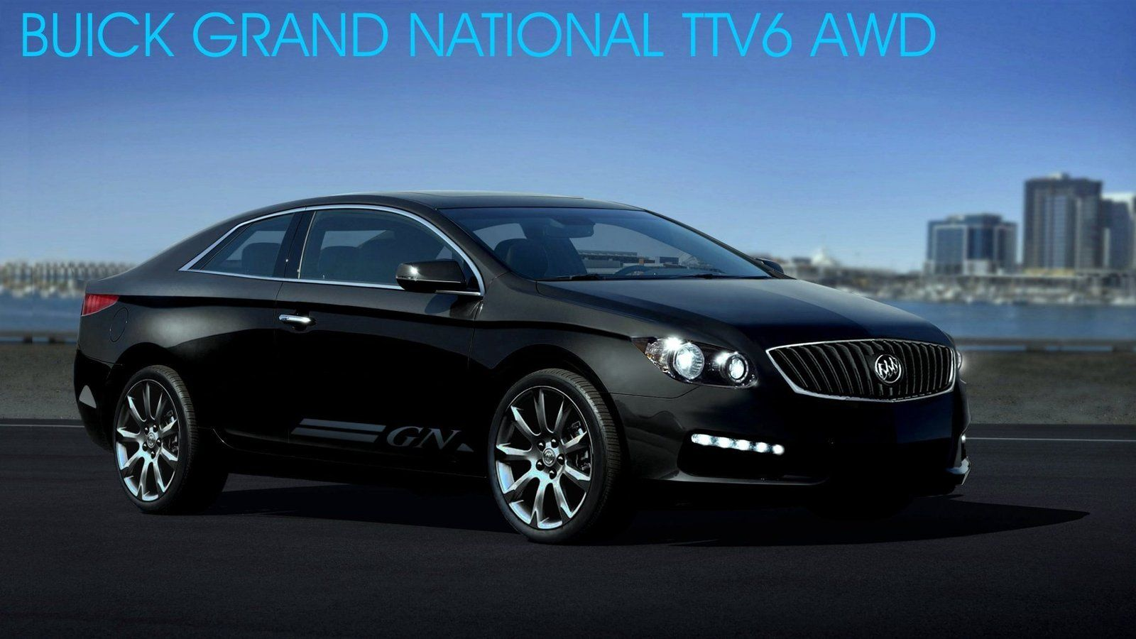 2014 buick grand national twin turbo wheels of distinction. Cars Review. Best American Auto & Cars Review