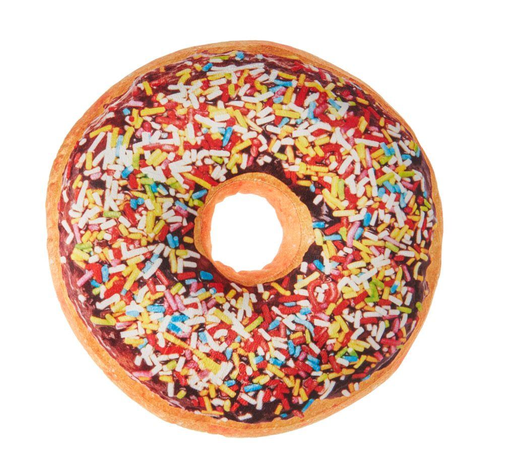 Kissen Donut, bunte Streusel, 38 cm 9.95€ NANU NANA | Boyfriend ...