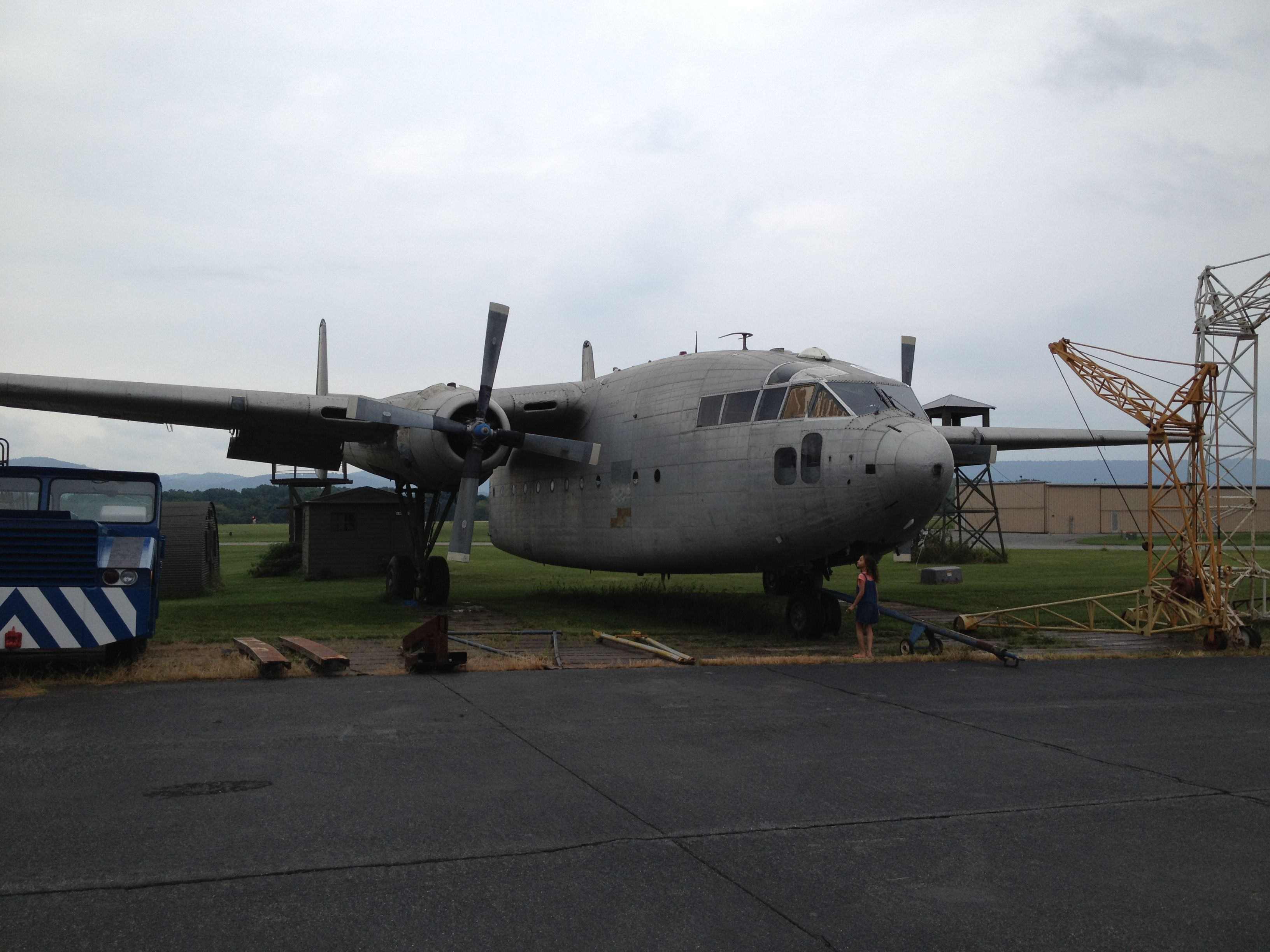 119 Flying Boxcar at the MAAM   Airplanes / Helicopters / Jets ...