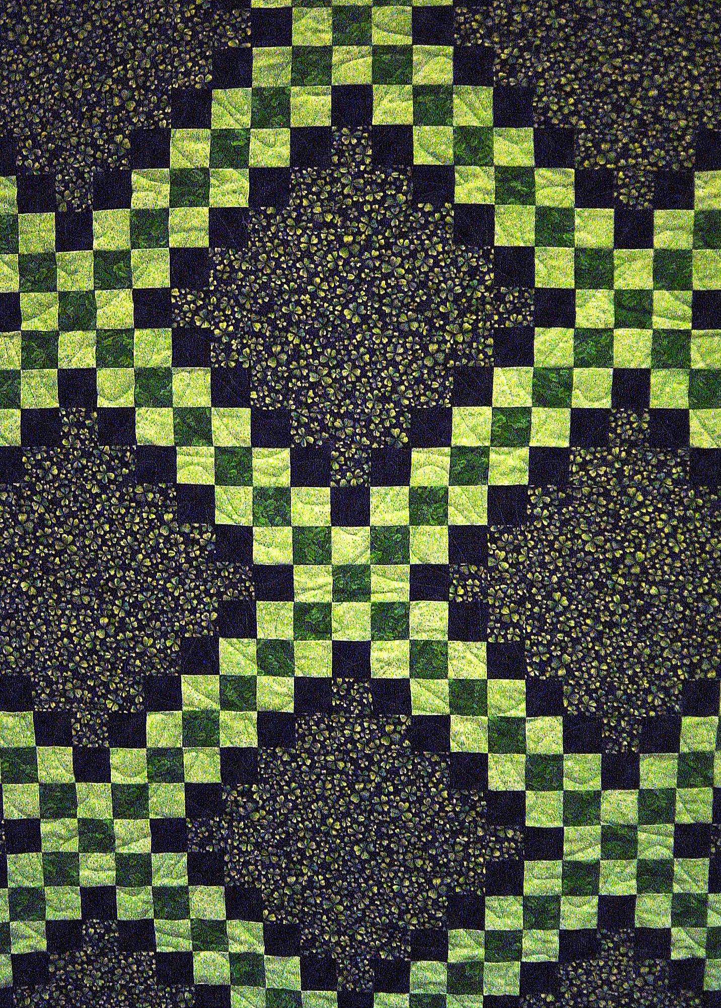 Quilt Pattern For Double Irish Chain : Pin by Loretta Yerbich Aymond on Quilts Pinterest