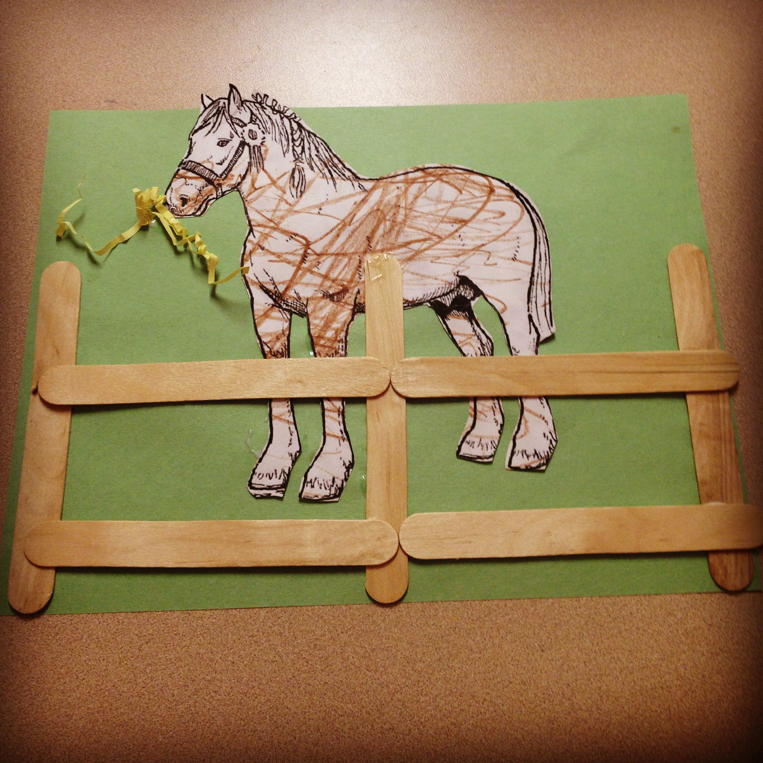 Horse Craft | Horse crafts | Pinterest