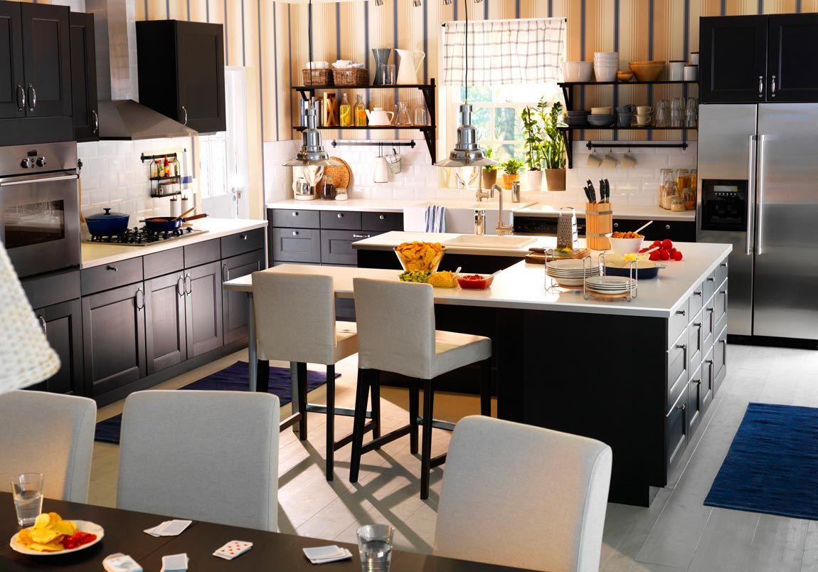 Фото дизайн кухонных штор