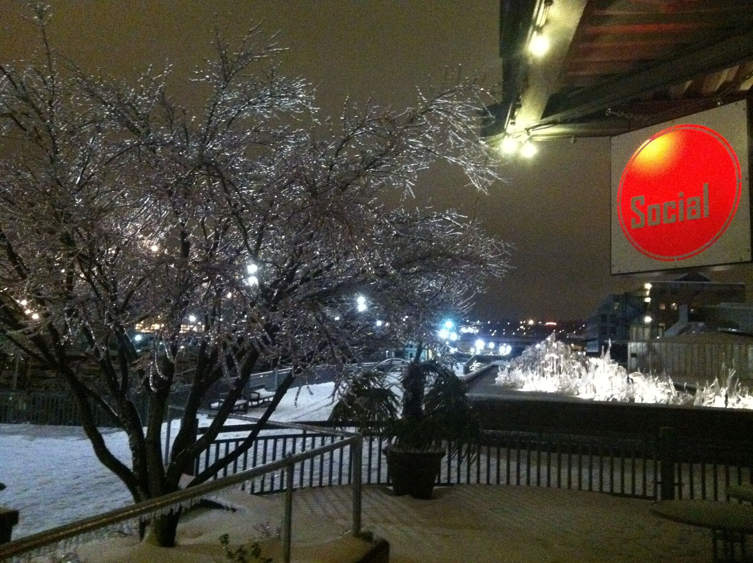 Social with snow the social bar and grill tacoma pinterest