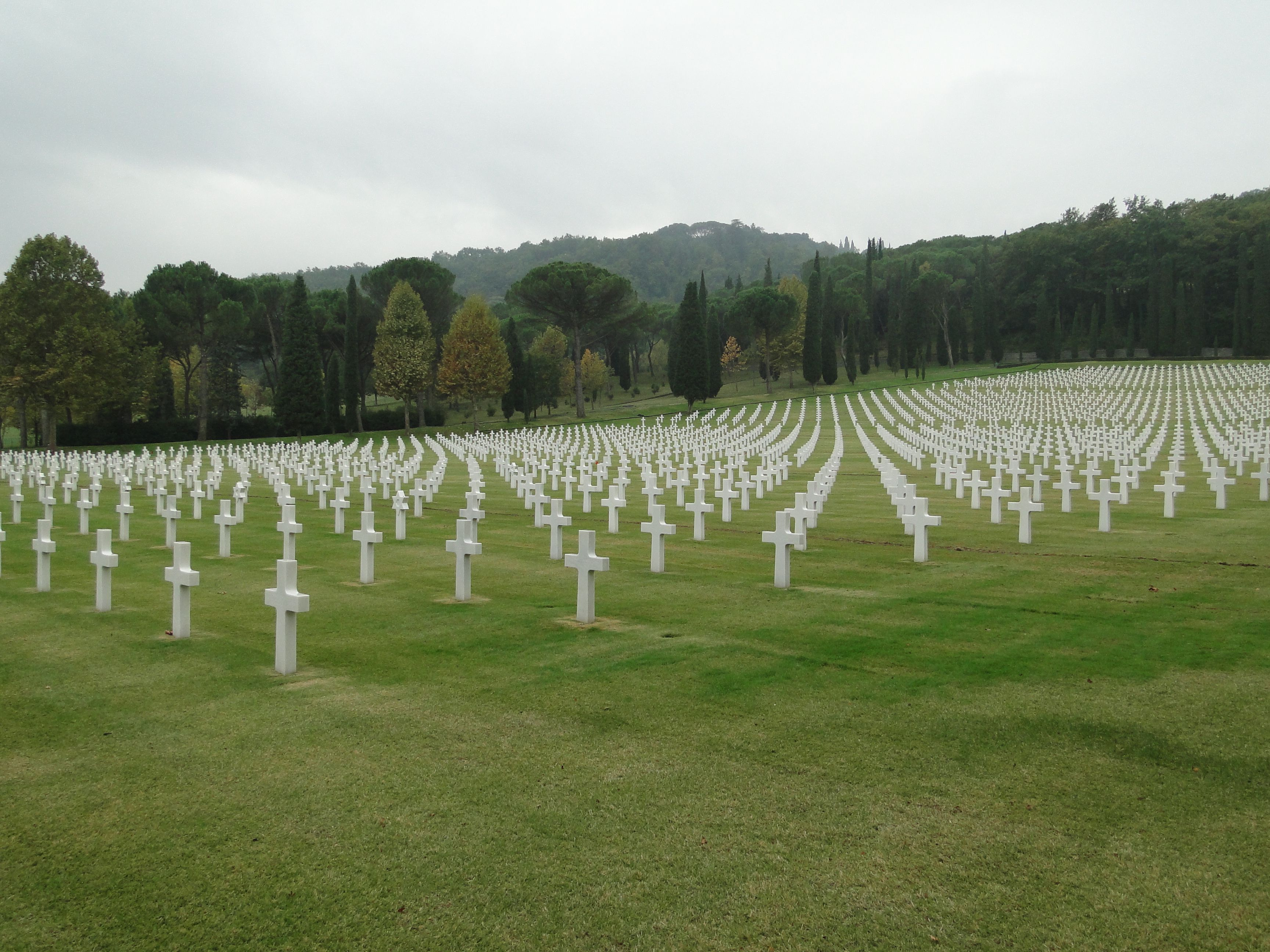 d day american cemetery