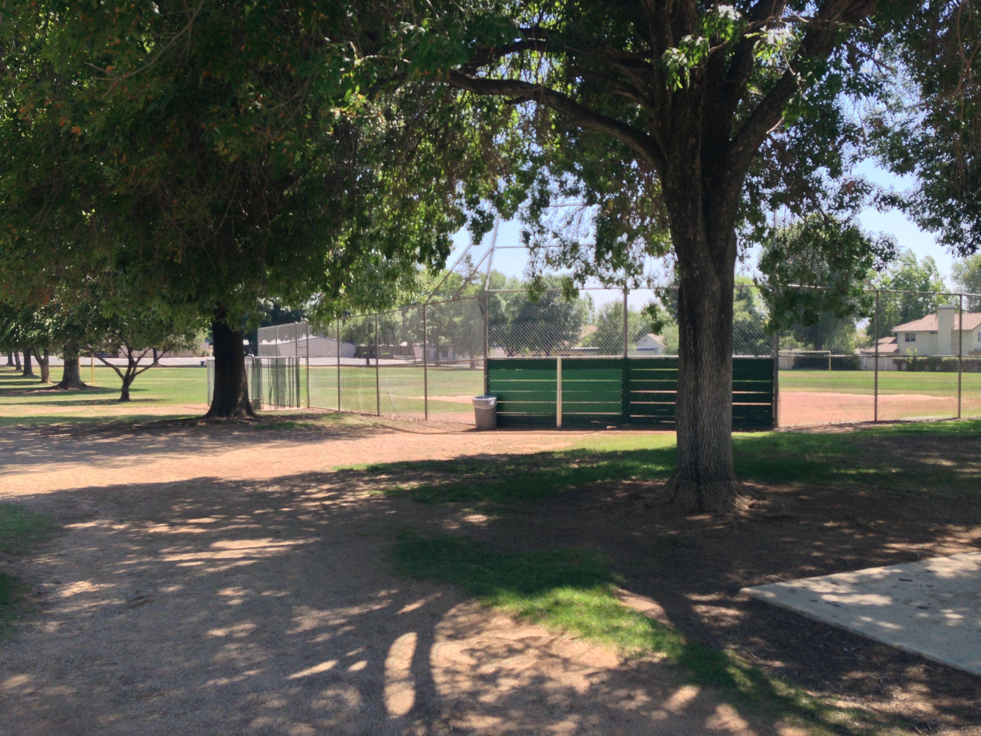 Crafton Elementary School - Base Ball Field