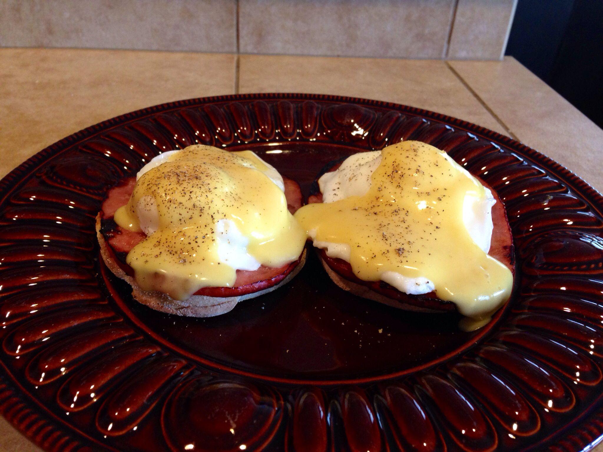 Eggs Benedict | Recipes | Pinterest