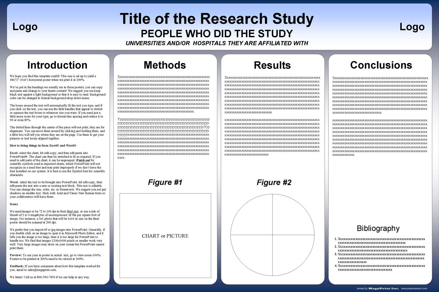 Ucsf ophthalmology poster template