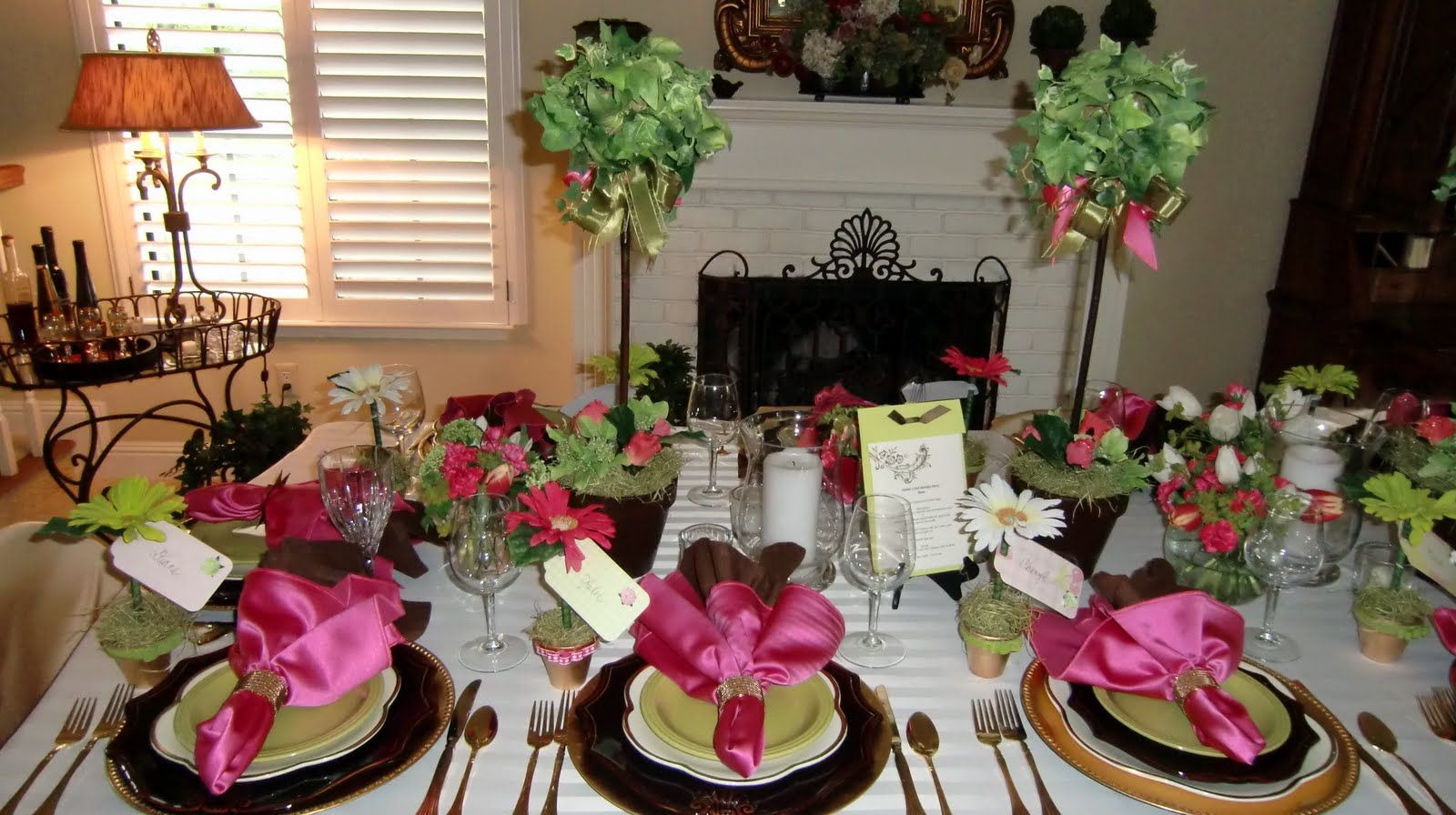 My 60th birthday table party ideas pinterest for 60th birthday decoration ideas