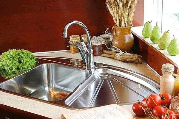 Một lựa chọn hoàn hảo cho những căn bếp hạn chế về diện tích.