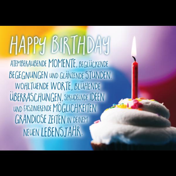 Happy Birthday | Geburtstagssprüche | Lebensweisheiten geburtstag ...
