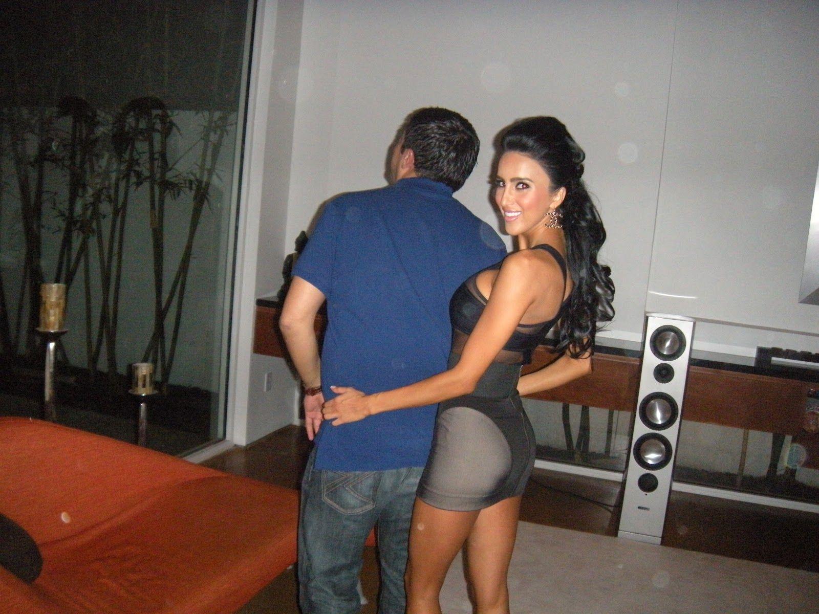 Lilly Ghalichi Boyfriend Ali | www.imgkid.com - The Image ...