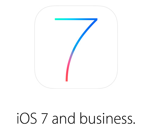 iOS 7 Beneficial for Businesses