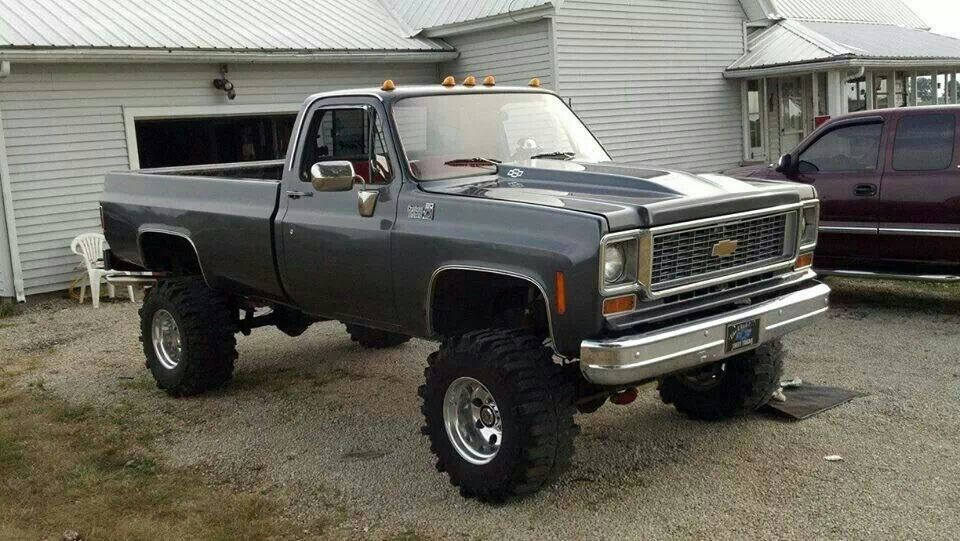 Trucks: Old Chevy Trucks For Sale