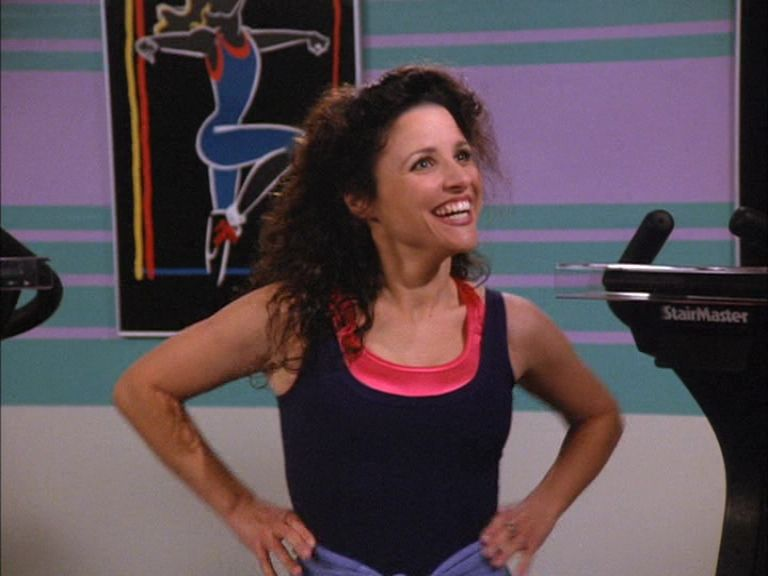 Elaine Benes | I have an unhealthy obsession with TV ...