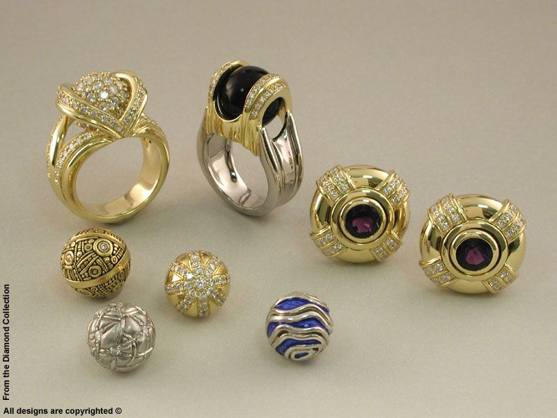 orbis ring collection jewelry
