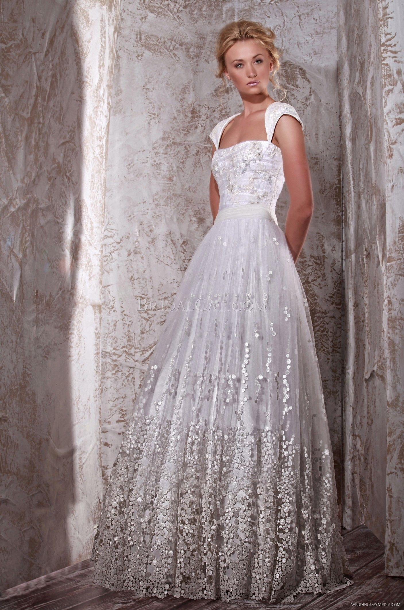 Tony ward wedding dress second time around wedding for Second time around wedding dresses