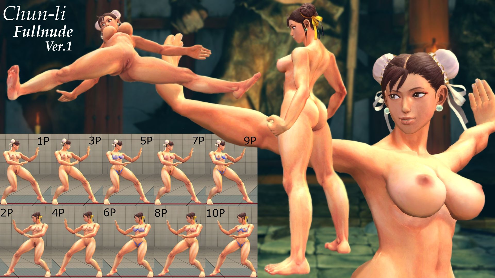 Chun li nude mod video xxx pictures