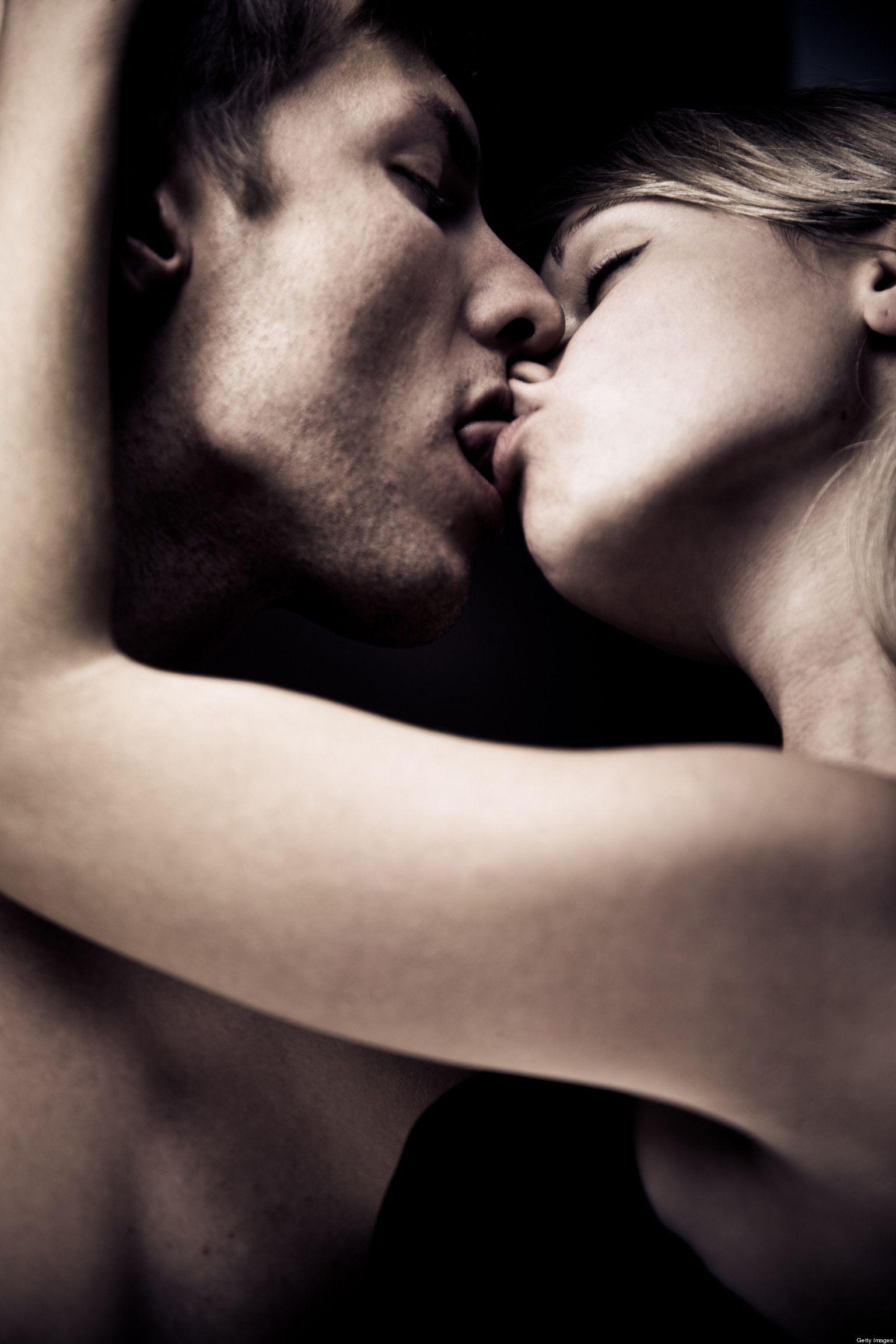 Поцелуй Секси