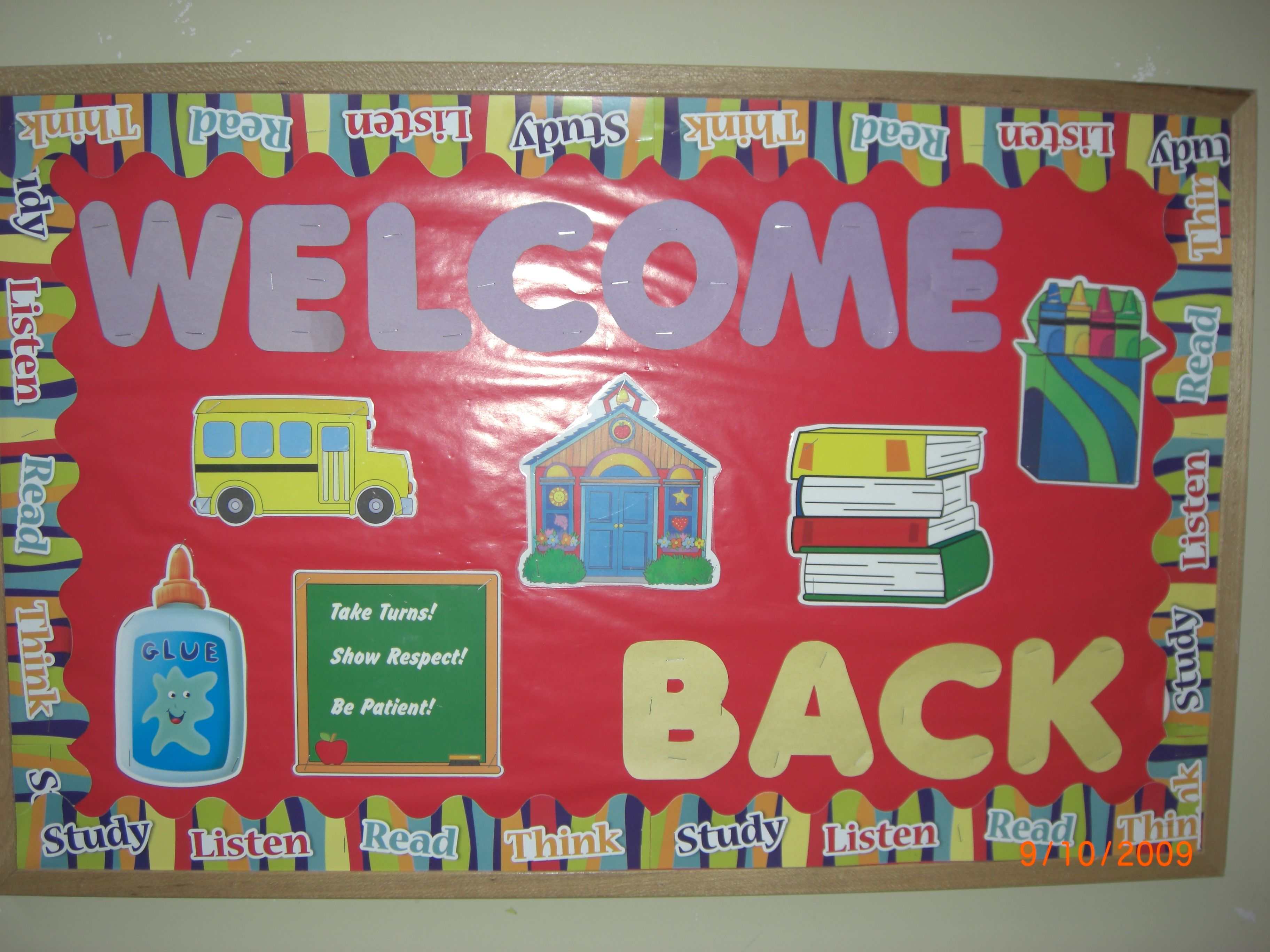 Classroom Welcome Ideas : Welcome back classroom ideas pinterest