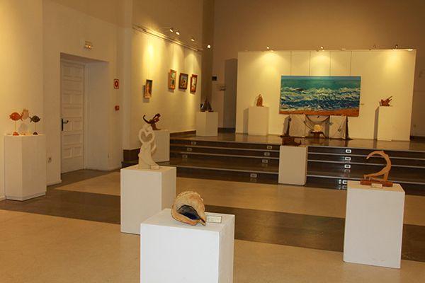 """Exposición """"Surcando los Mares"""""""