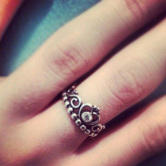 pandora princess ring clothes accessories