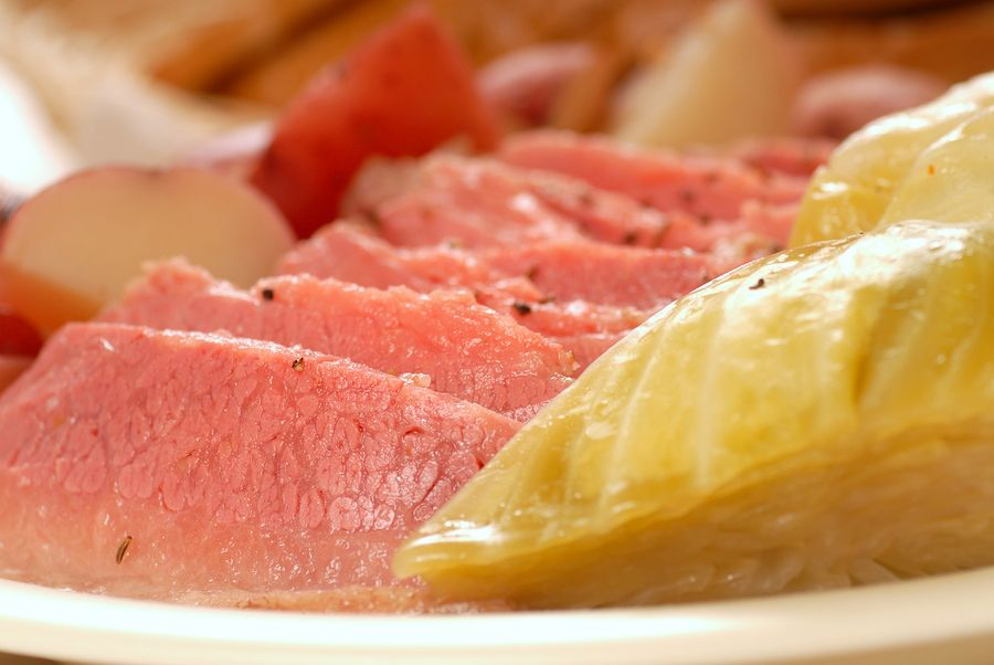 Crock Pot Corned Beef and Cabbage I | Favorite Recipes | Pinterest