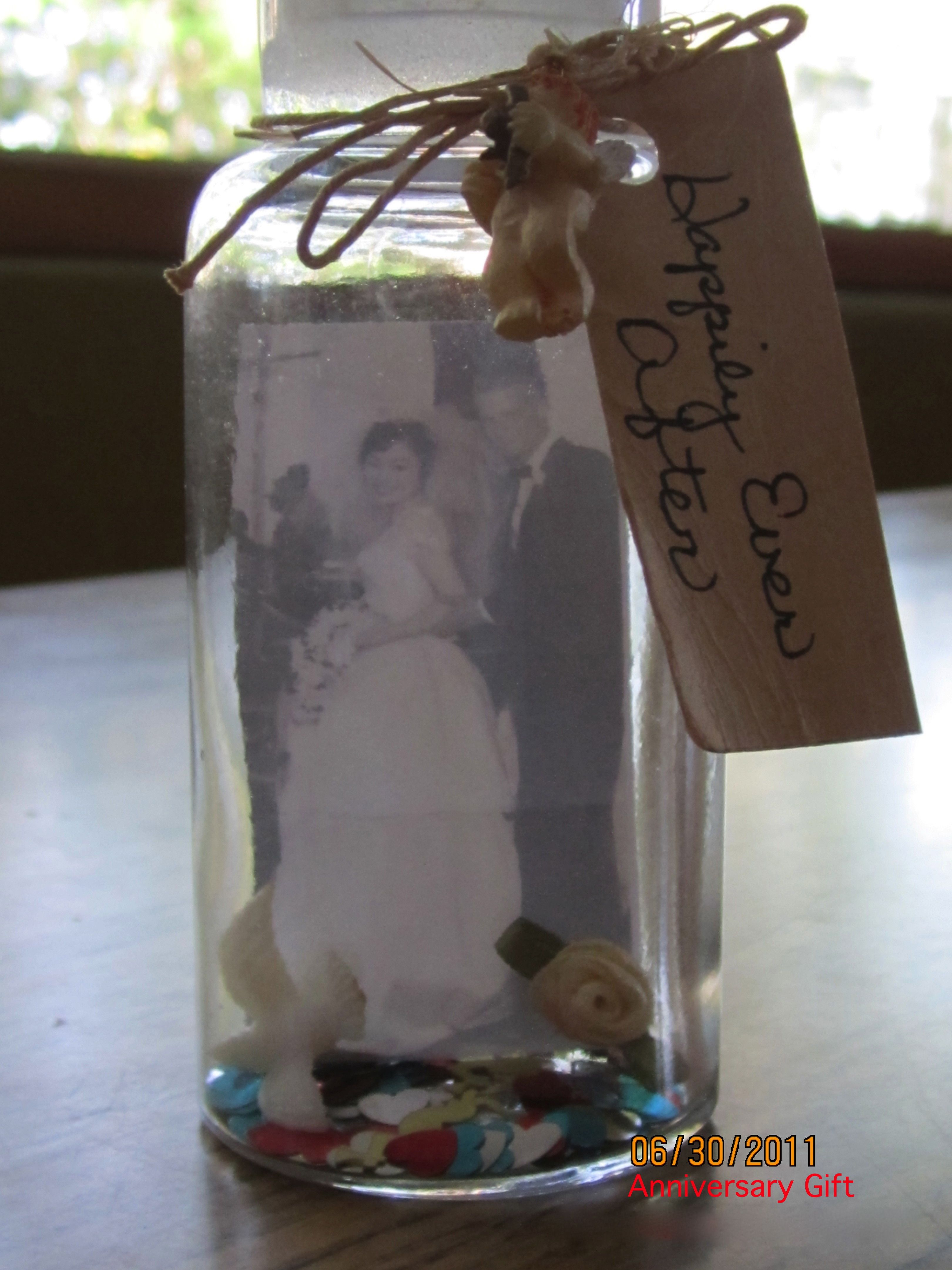 50th Wedding Anniversary Gifts Pinterest : Anniversary Gifts