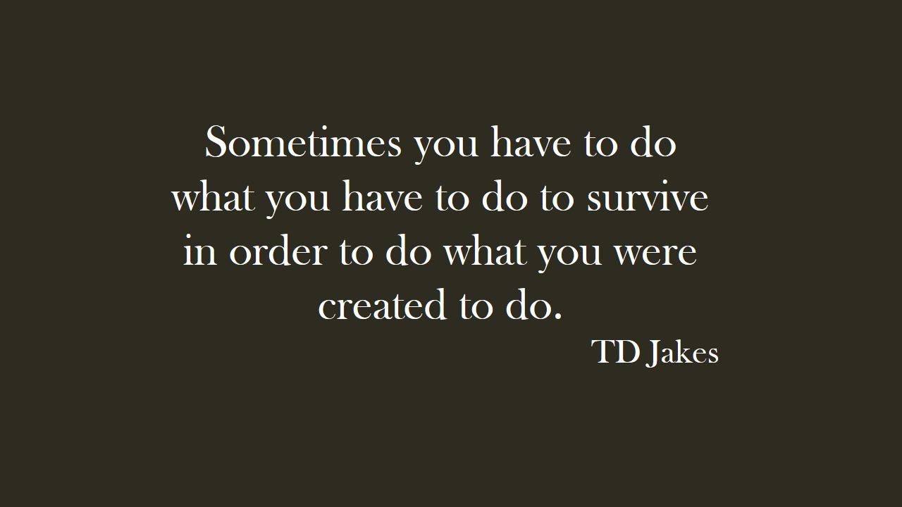 Td Jakes Quotes... Joel Osteen Login