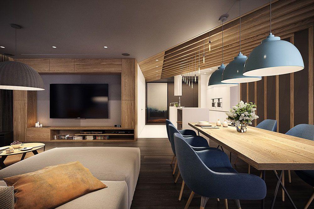 Sala E Cucina Openspace. Soggiorno Visto Dalla Cucina With Sala E ...