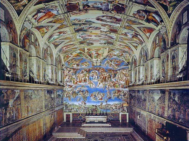 システィーナ礼拝堂の画像 p1_28