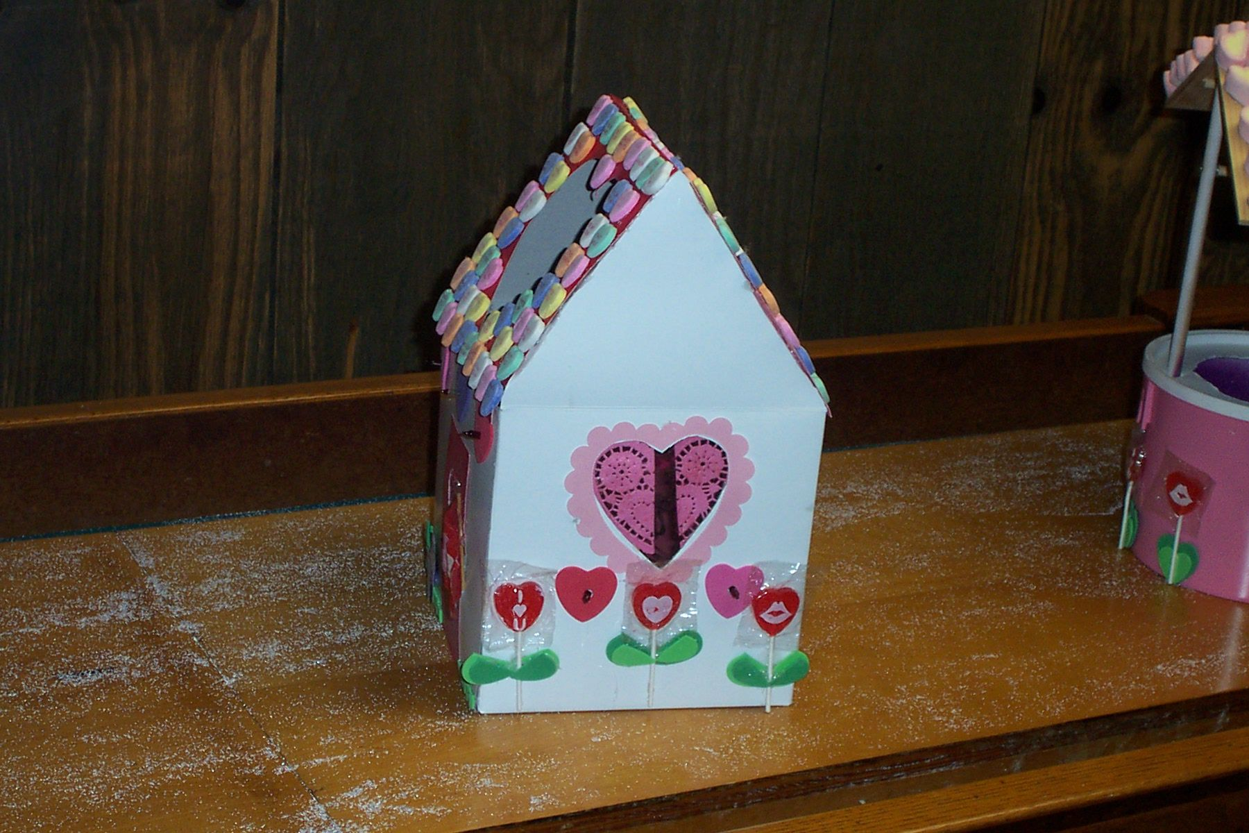 valentine boxes ideas pictures