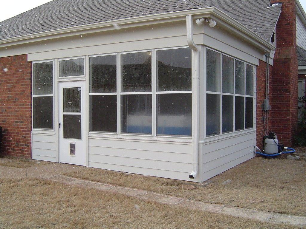 Enclosed Porch Home Inspirations