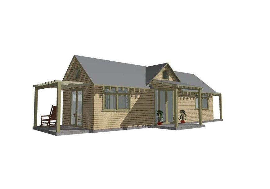 Reading Model By New Avenue 700 Sq Ft Tiny Home