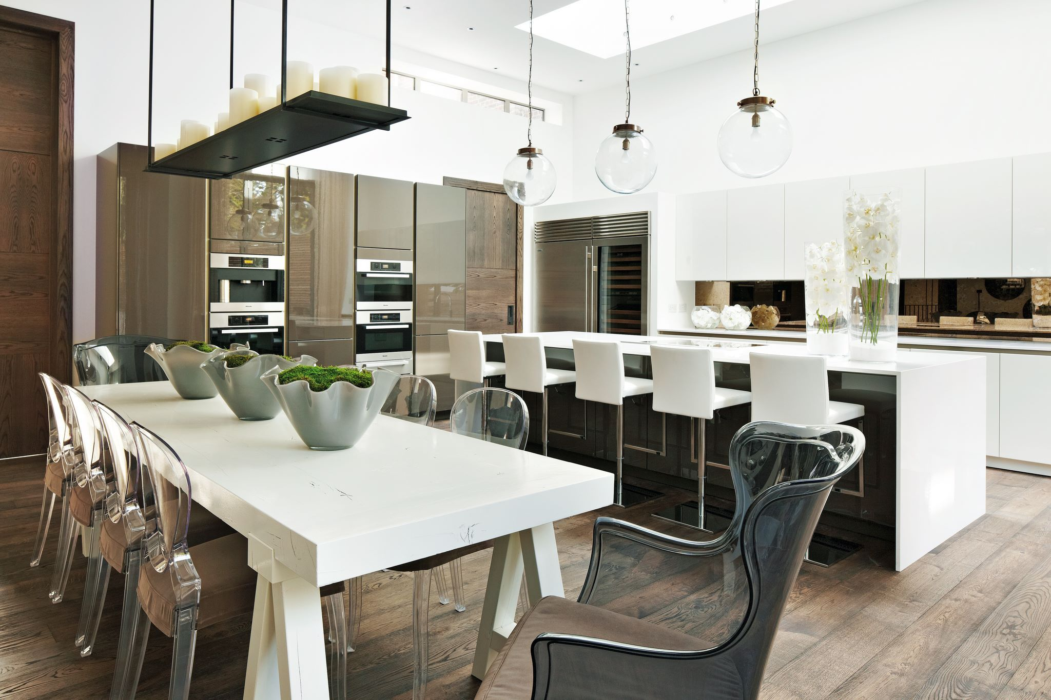 KELLY HOPPEN Kitchen Dining Pinterest