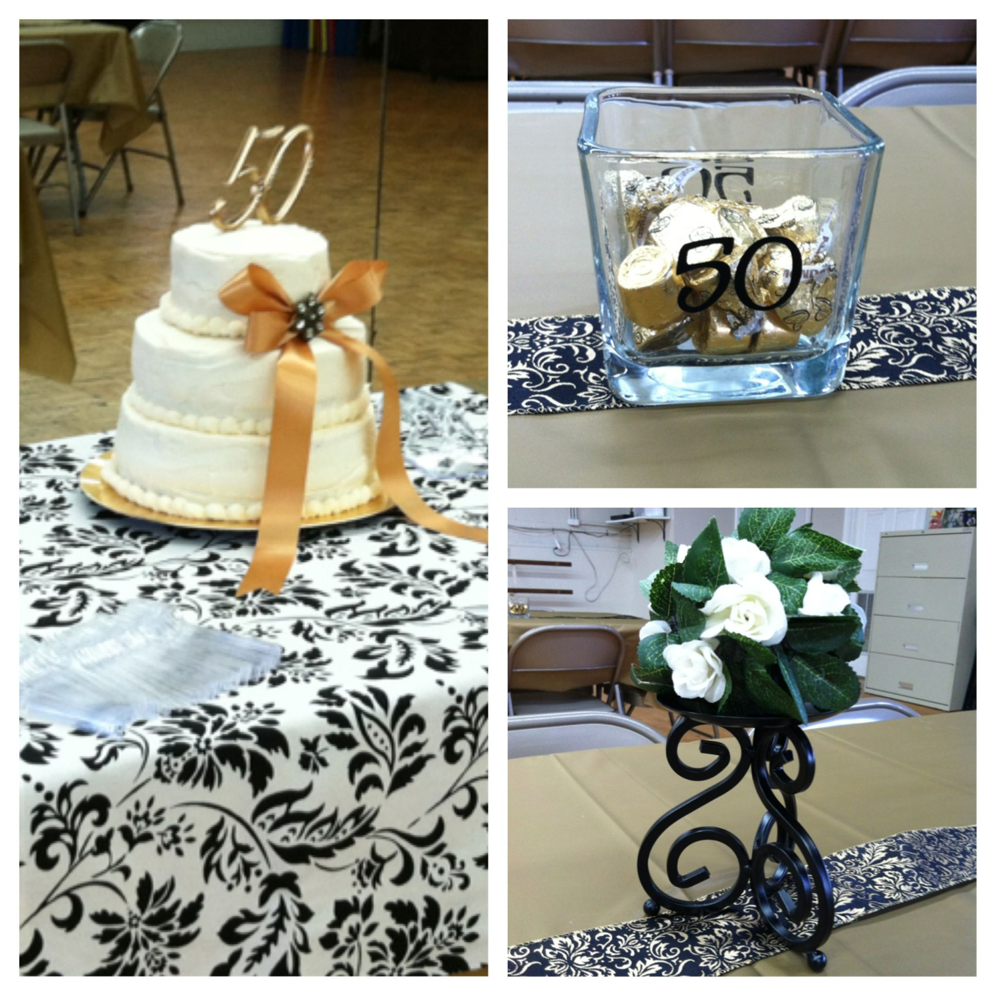 50th Wedding Anniversary Ideas Pinterest : 50th Wedding Anniversary Celebration Ideas Pinterest