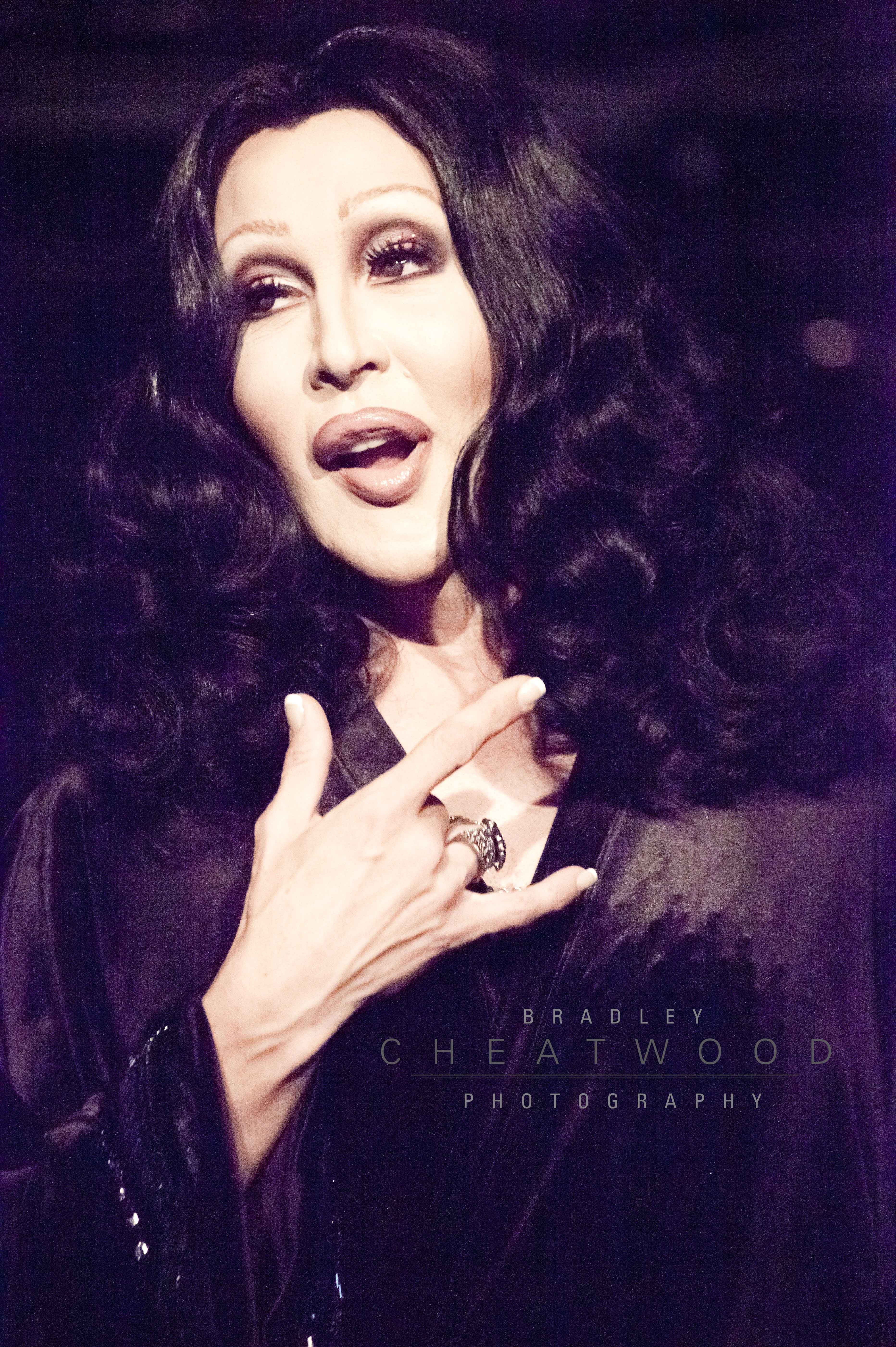 Chad Michaels As Cher The Queens Pinterest
