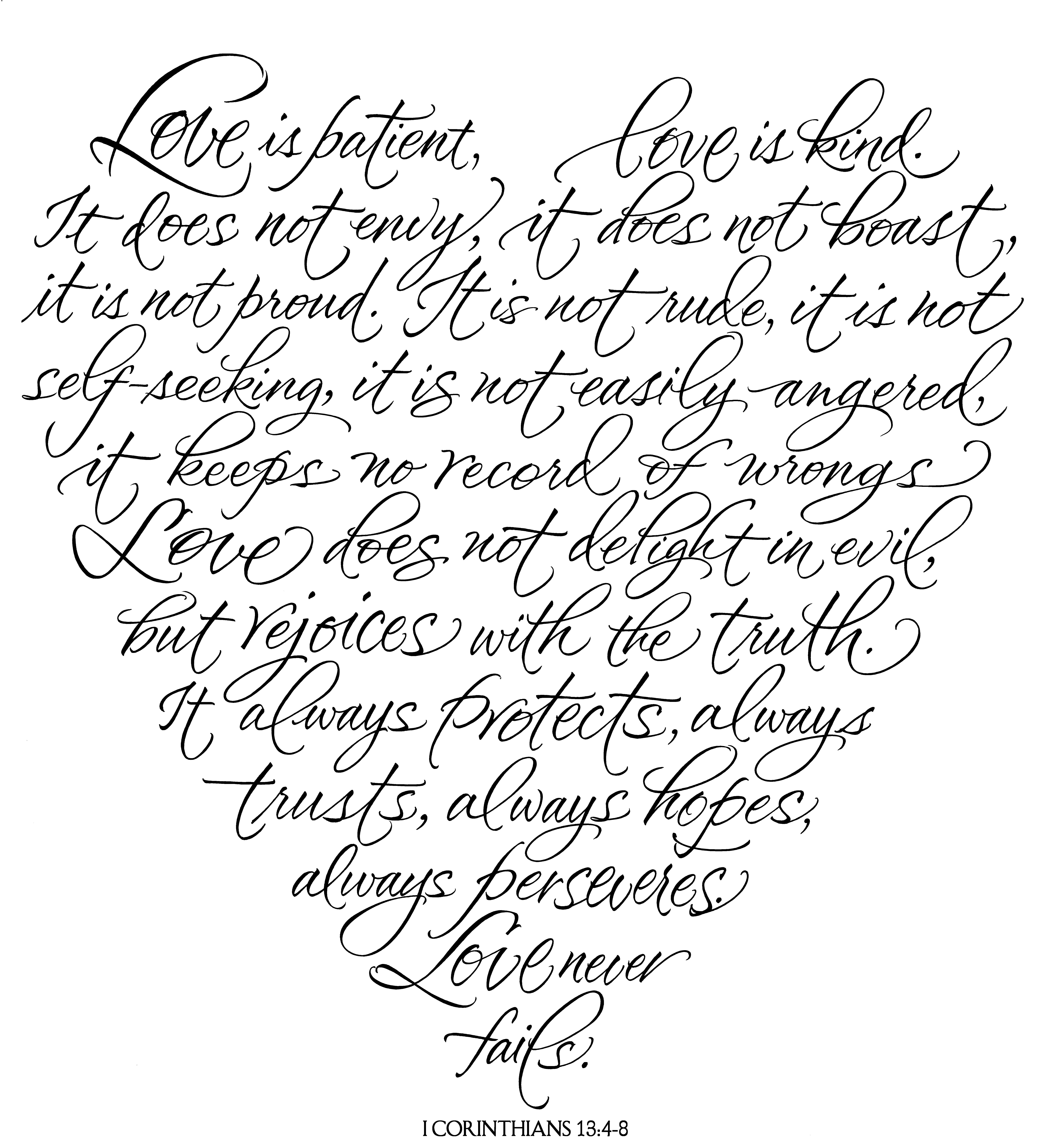 Carta de San Pablo a los Corintios