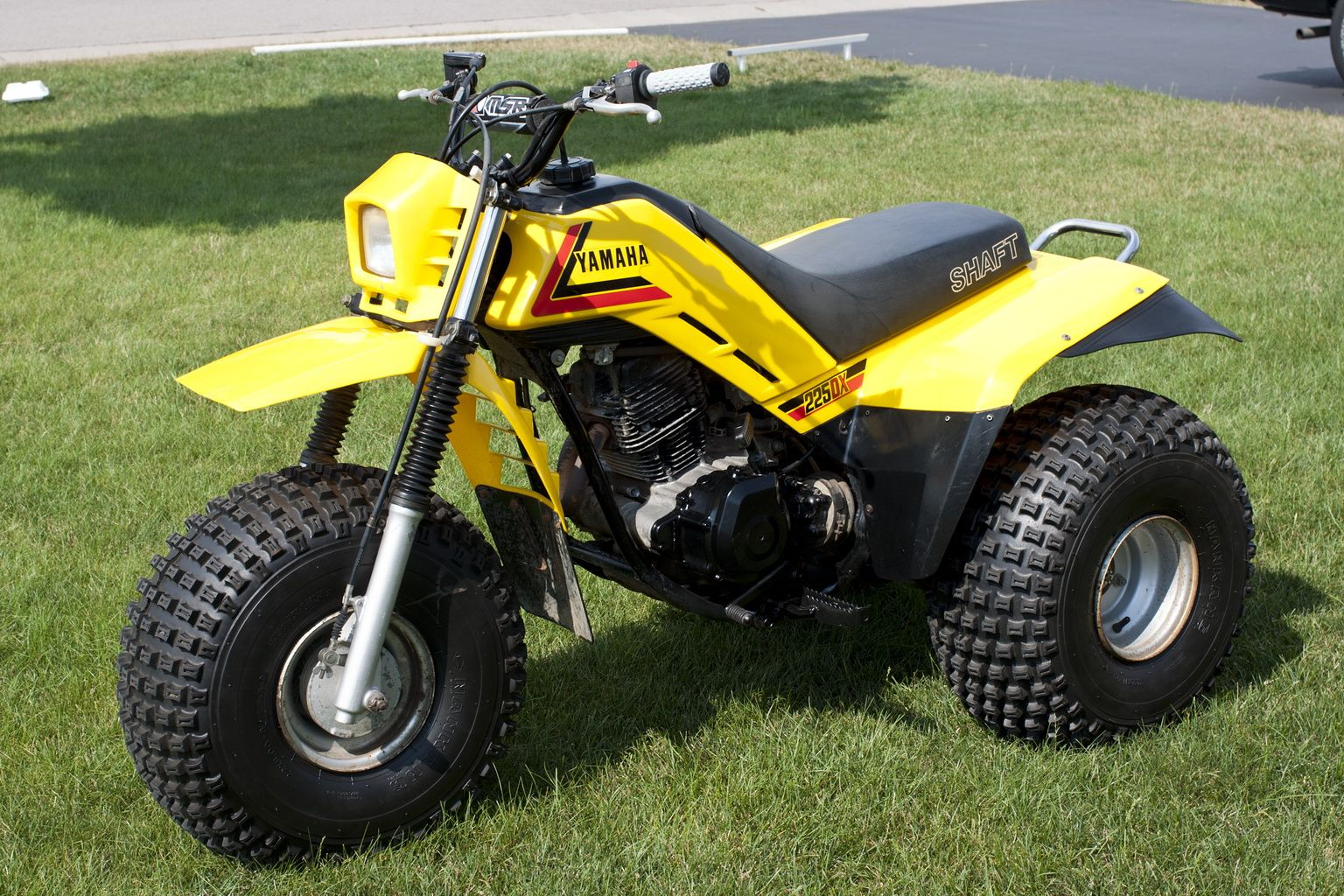 1985 yamaha 225dx parts