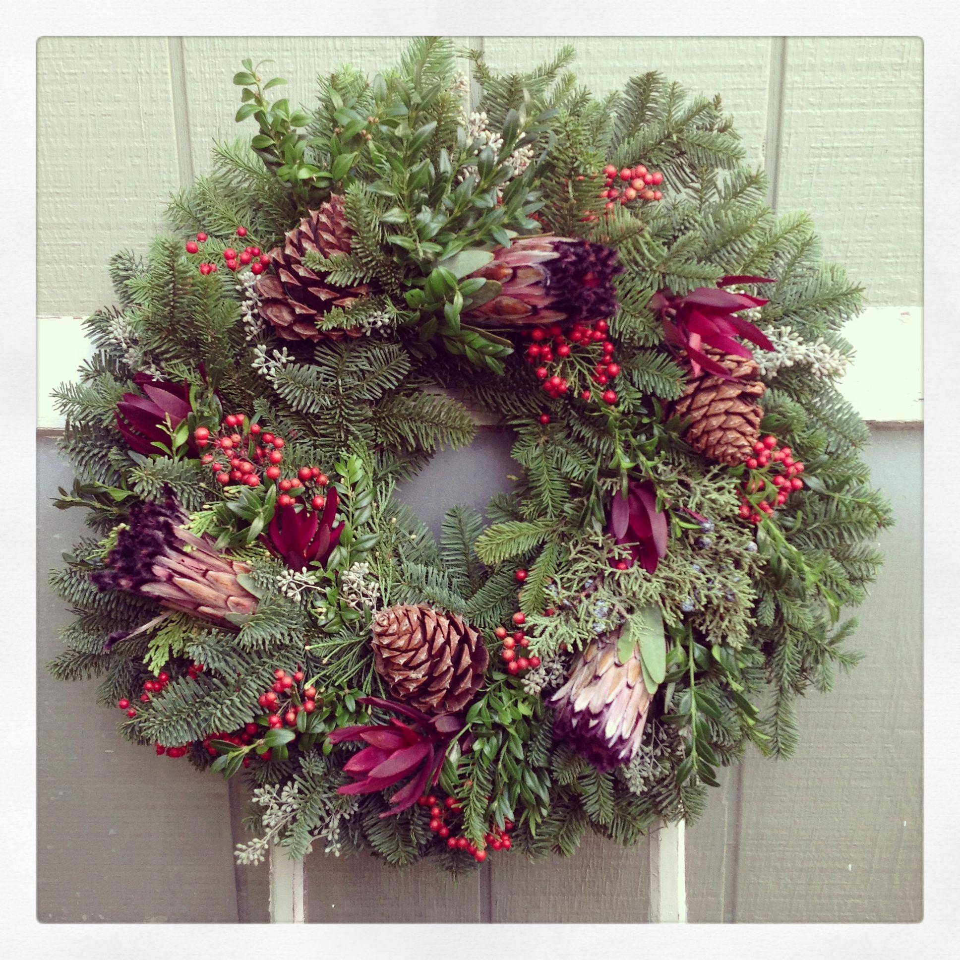 Fresh christmas garland bing images