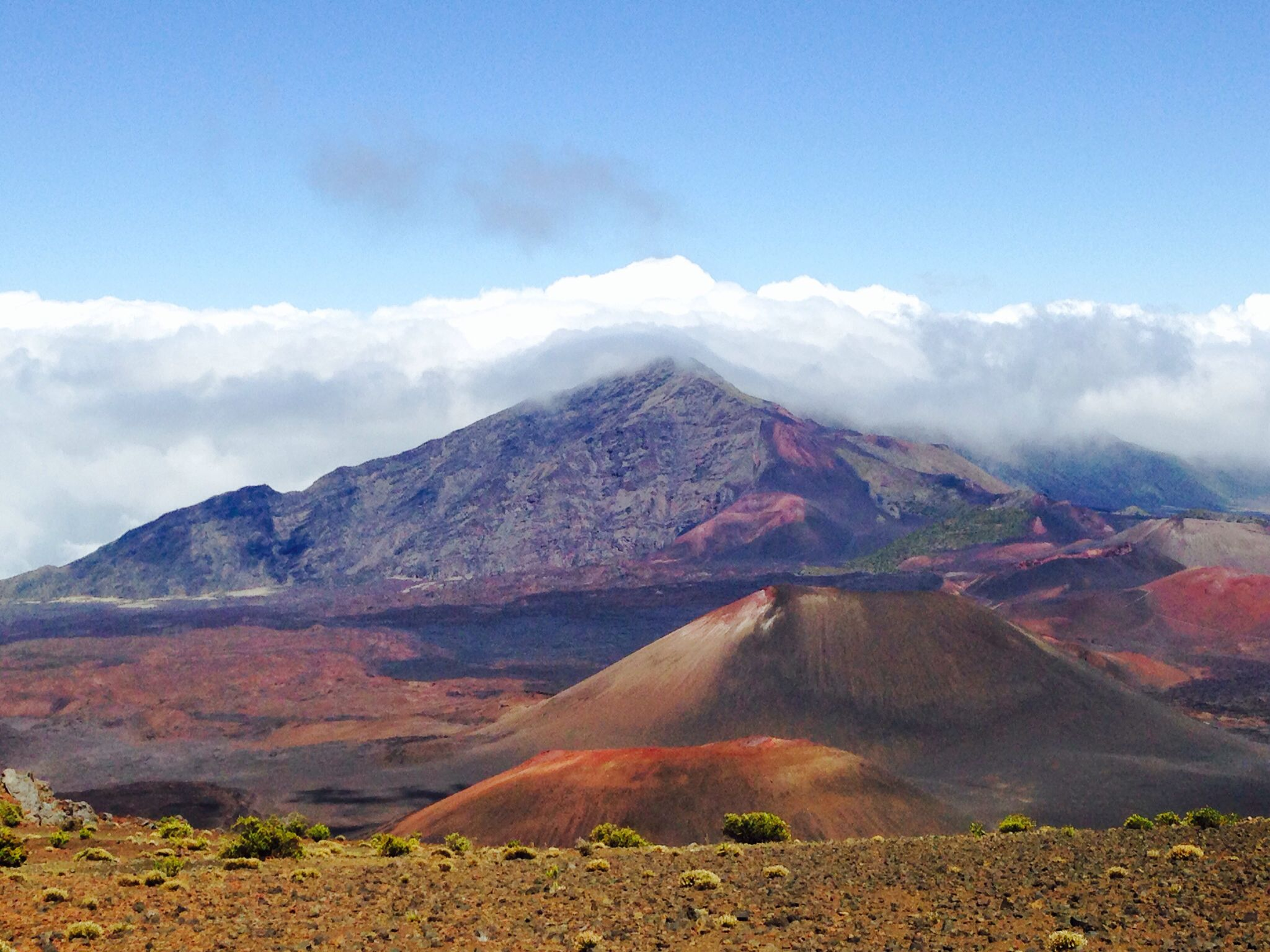 Haleakala National Park. Maui. - 2474.8KB