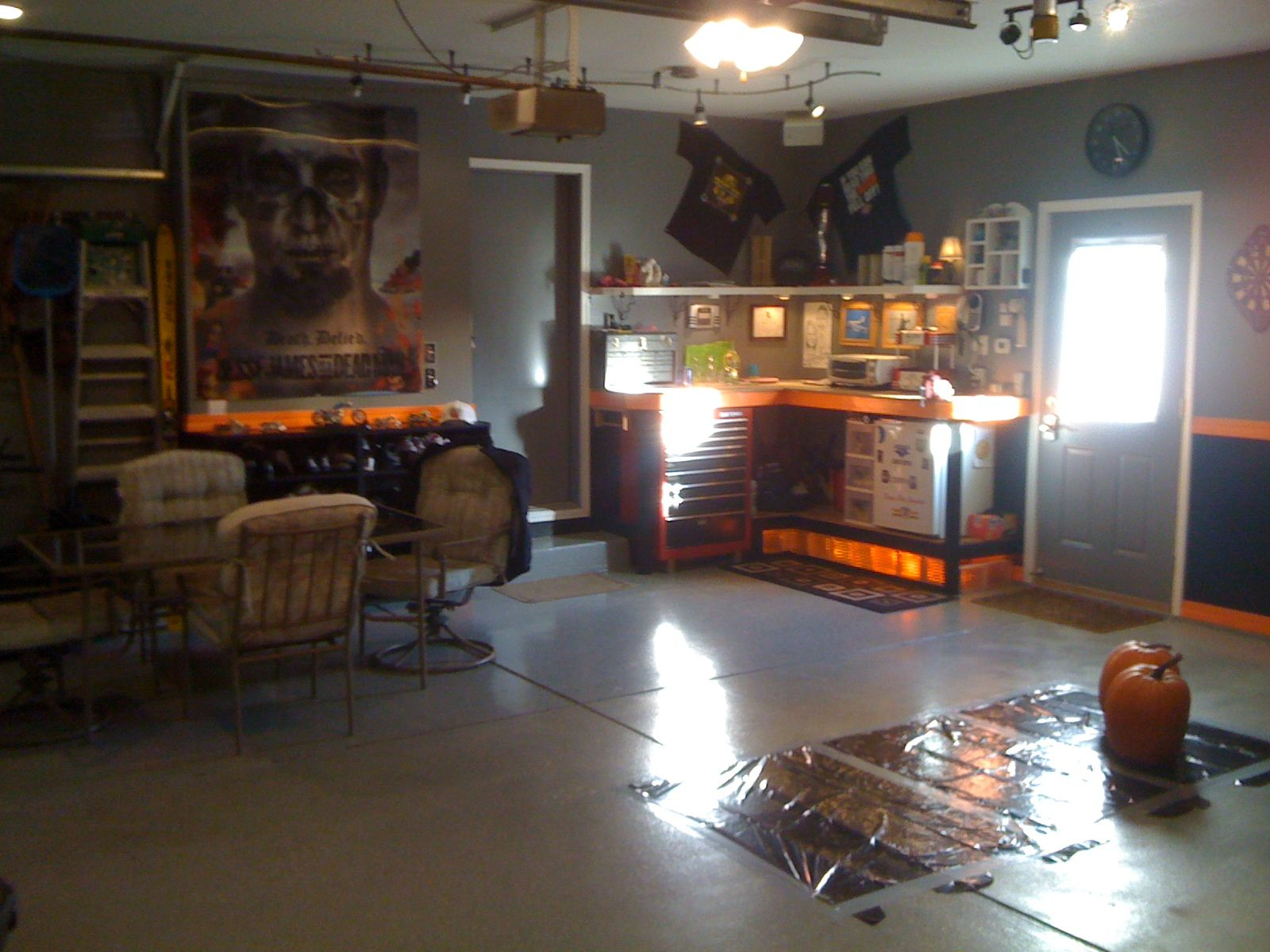 Man Cave Garage Images : Man cave garage hangar pinterest