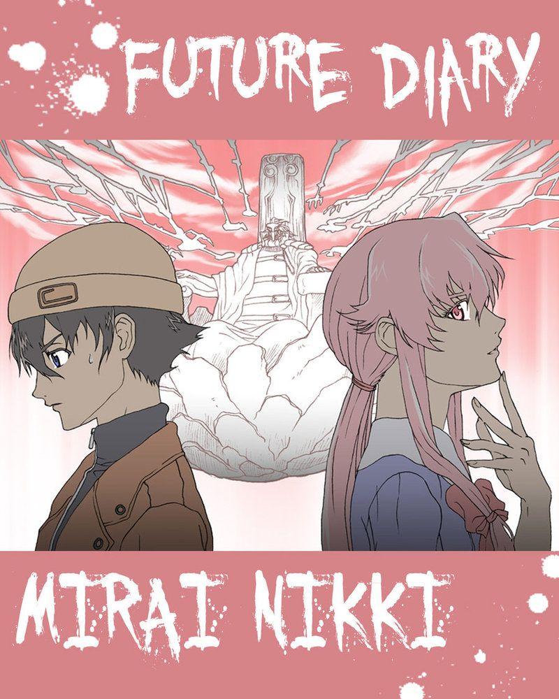nikki future diary mirai - photo #31