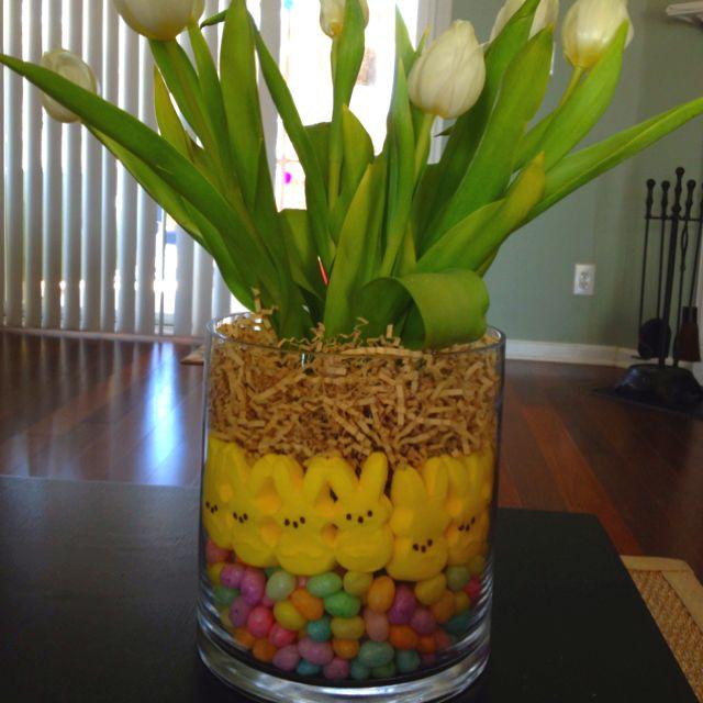 Easter decorating idea decorating ideas pinterest for Easter decorations for the home pinterest