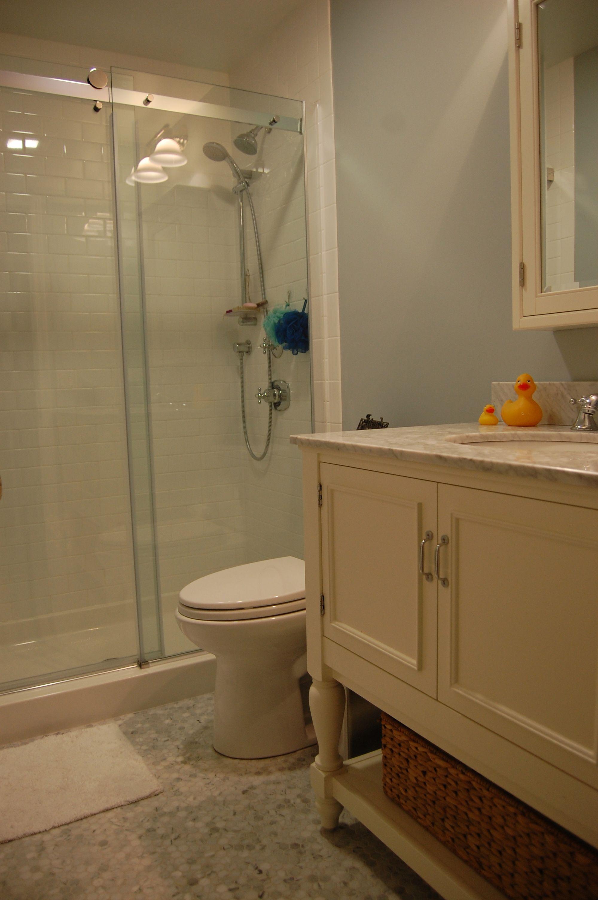 pottery barn vanity and medicine cabinet bathroom ideas pinterest