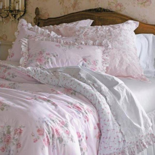 Shabby Chic Bedding Camden Cottage Pinterest