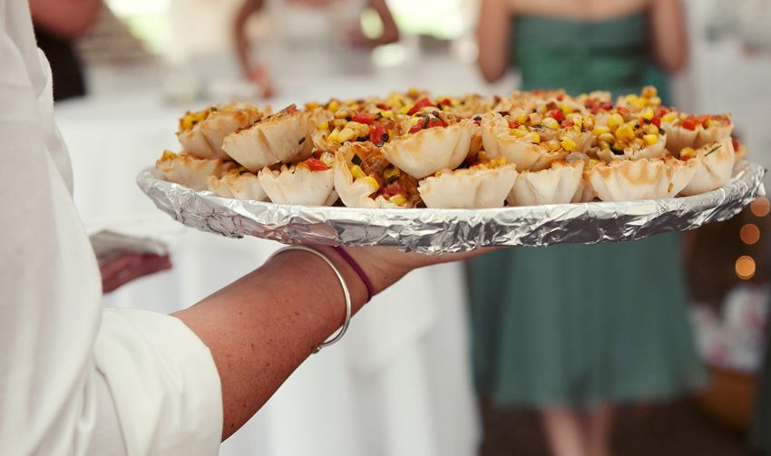 Hors D Oeuvres Wedding Ideas Pinterest