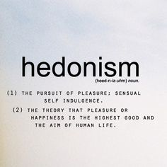 hedonistic - DriverLayer Search Engine
