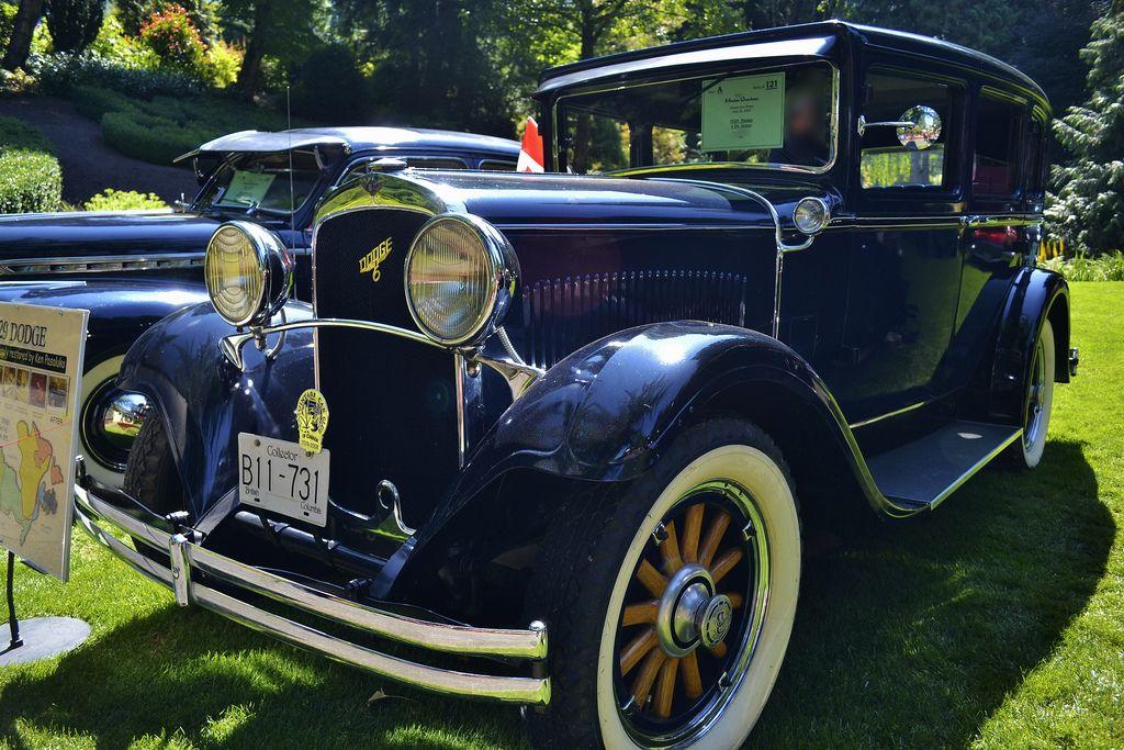 1929 dodge brothers six 4 door sedan pre wwii classics for 1929 dodge 4 door sedan