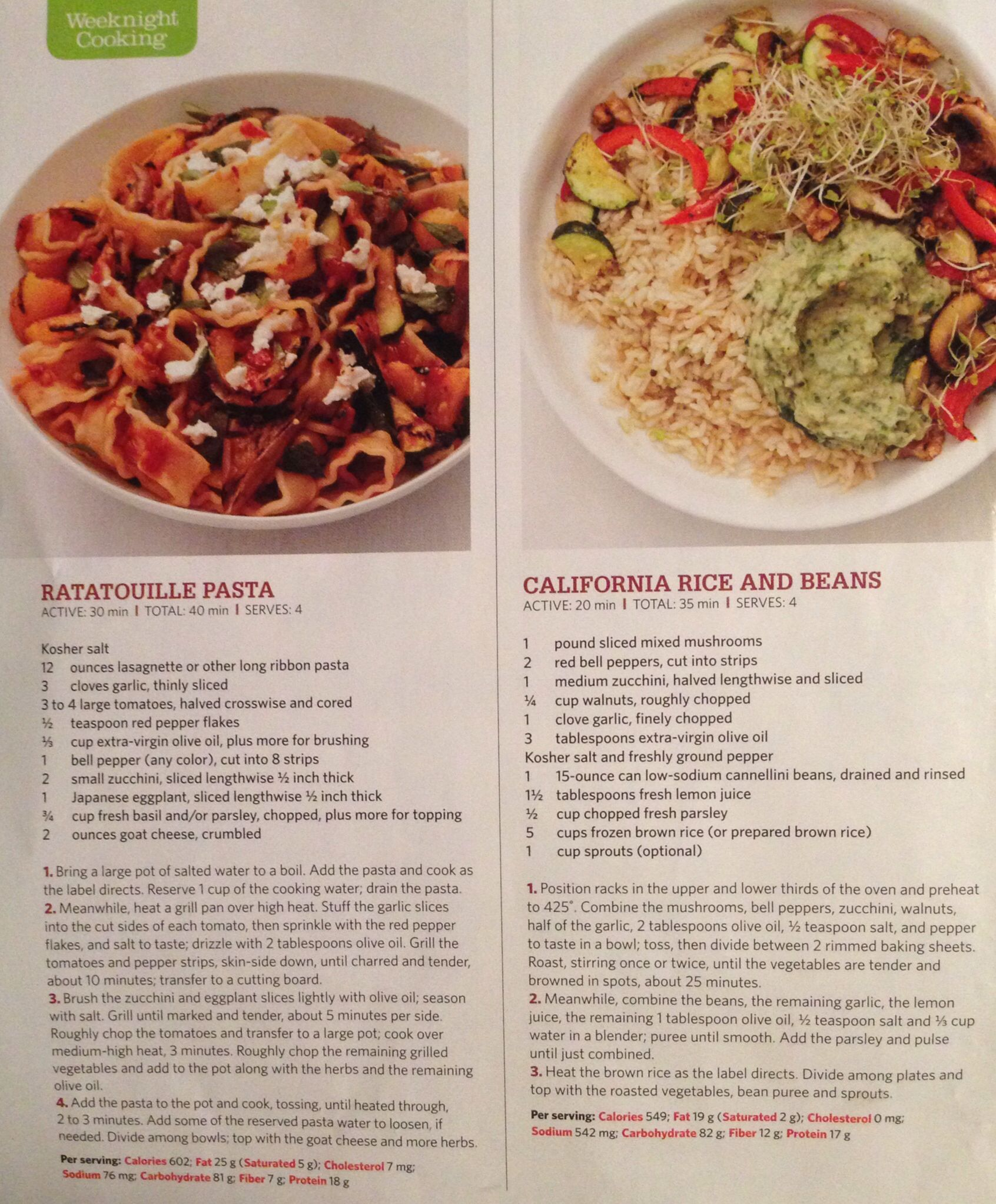 California Rice and Beans | Yummy stuff | Pinterest